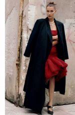 BALLA HADID in Elle Magazine, Italia October 2017