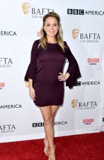 BARBARA ALYN WOODS at BBC America Bafta Los Angeles TV Tea Party 09/16/2017