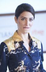 BARBARA LENNIE at Una Especie de Familia Photocall at 65th San Sebastian International Film Festival 09/25/2017