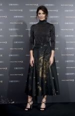 BARBARA LENNIE Wins Max Factor Award in San Sebastian 09/27/2017