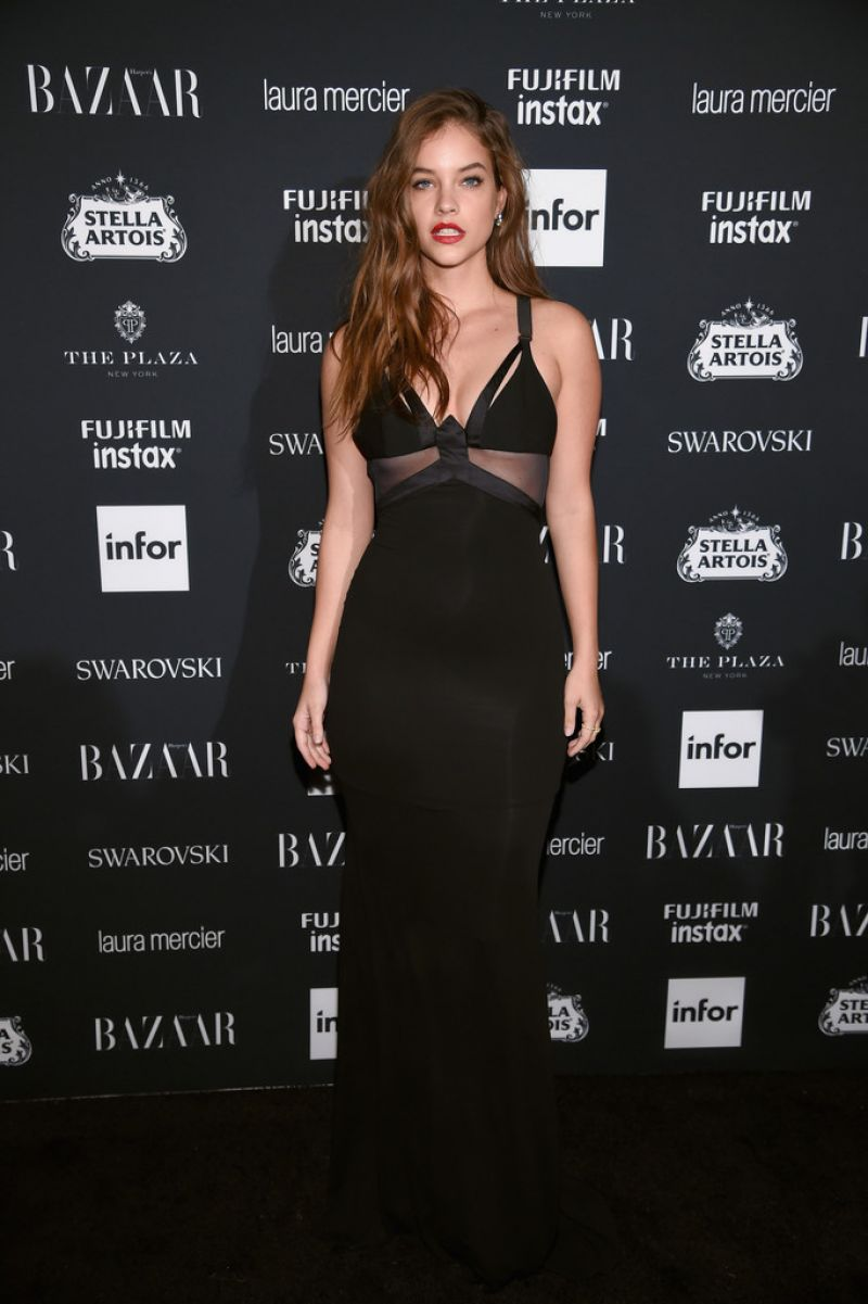 BARBARA PALVIN at Harper
