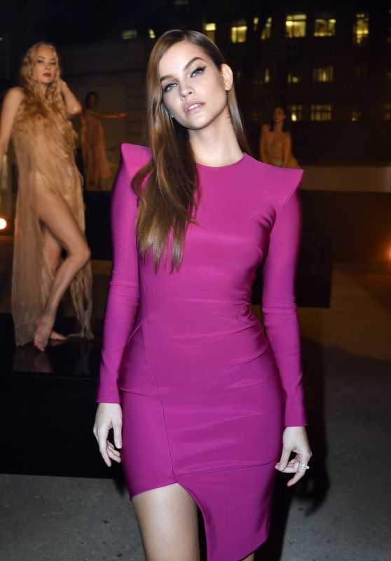 BARBARA PALVIN at Messika Jewelry Launch Party in Paris 09/27/2017
