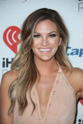 BECCA TILLEY at Iheartradio Music Festival in Las Vegas 09/22/2017