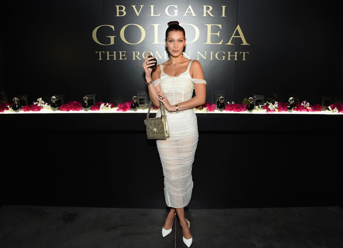 Ashley Benson Shay Mitchell Have 'Pretty Little Liars Bulgari new york fashion week