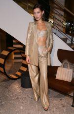 BELLA HADID at Max Mara Boutique Reopening at New York Fashion Week 09/08/2017