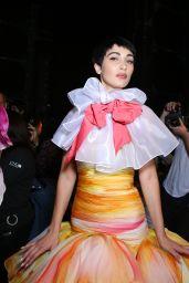 BELLA HADID at Moschino Fasion Show at Milan Fashion Week 09/21/2017