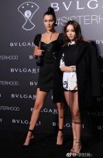 BELLA HADID at Vvlgari Sisterhood Launch in Beijing 09/01/2017