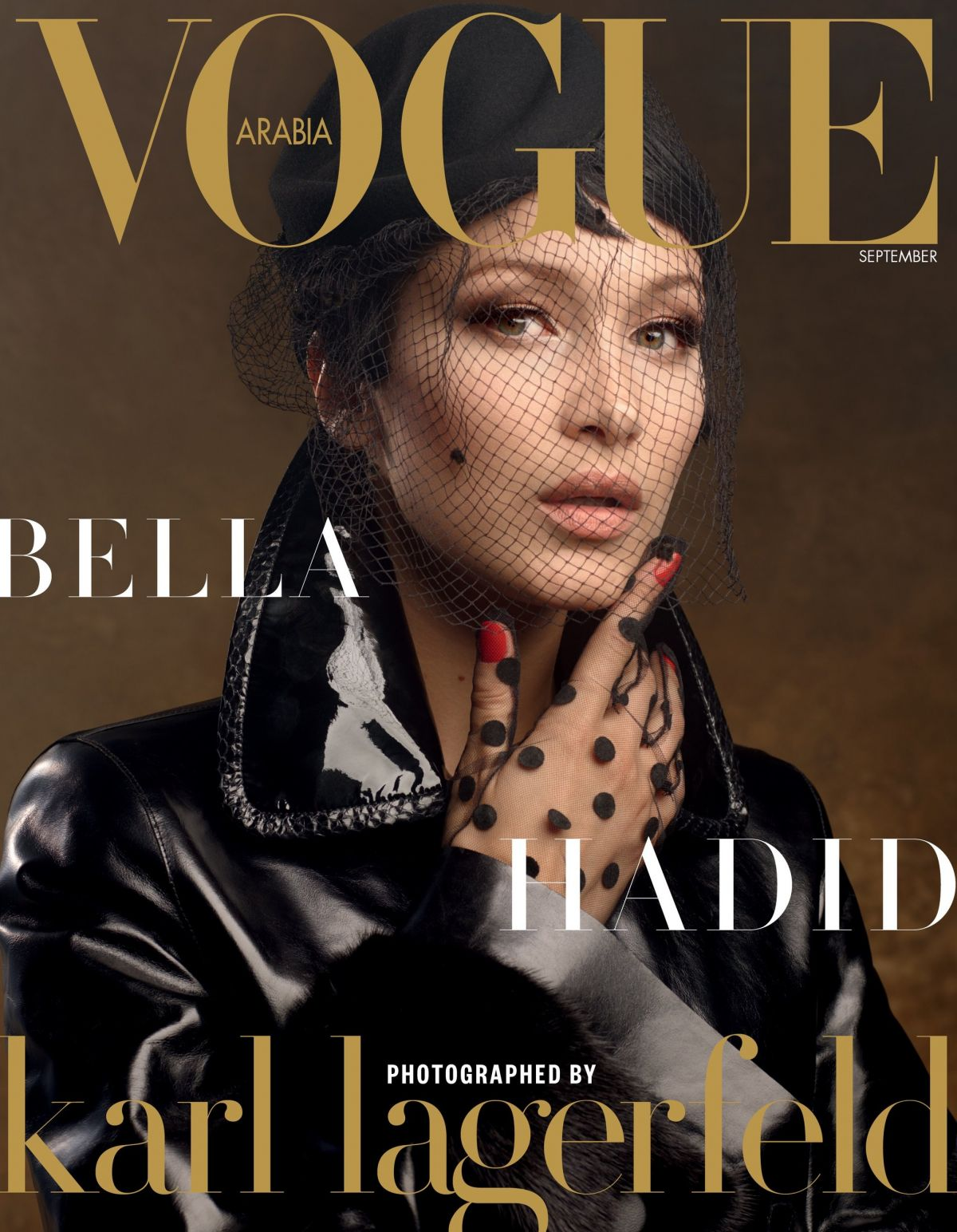 BELLA HADID for Vogue Magazine, Arabia september 2017 Issue