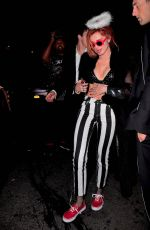 BELLA THORNE Arrives at Party in New York 09/09/2017