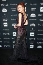 BELLA THORNE at Harper's Bazaar Icons Party in New York 09/08/2017