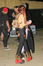 BELLA THORNE at Nocturnal Wonderland 09/14/2017