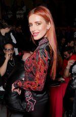 BELLA THORNE at Phillip Plein Fashion Show at New York Fashion Week 09/09/2017