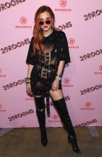 BELLA THORNE at Refinery29 Third Annual 29rooms: Turn It Into Art Event in Brooklyn 09/07/2017