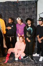 BELLA THORNE at Rochambeau Fashion Show at NYFW in New York 09/10/2017
