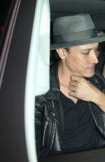 BELLA THORNE Leaves a Club in West Hollywood 09/05/2017