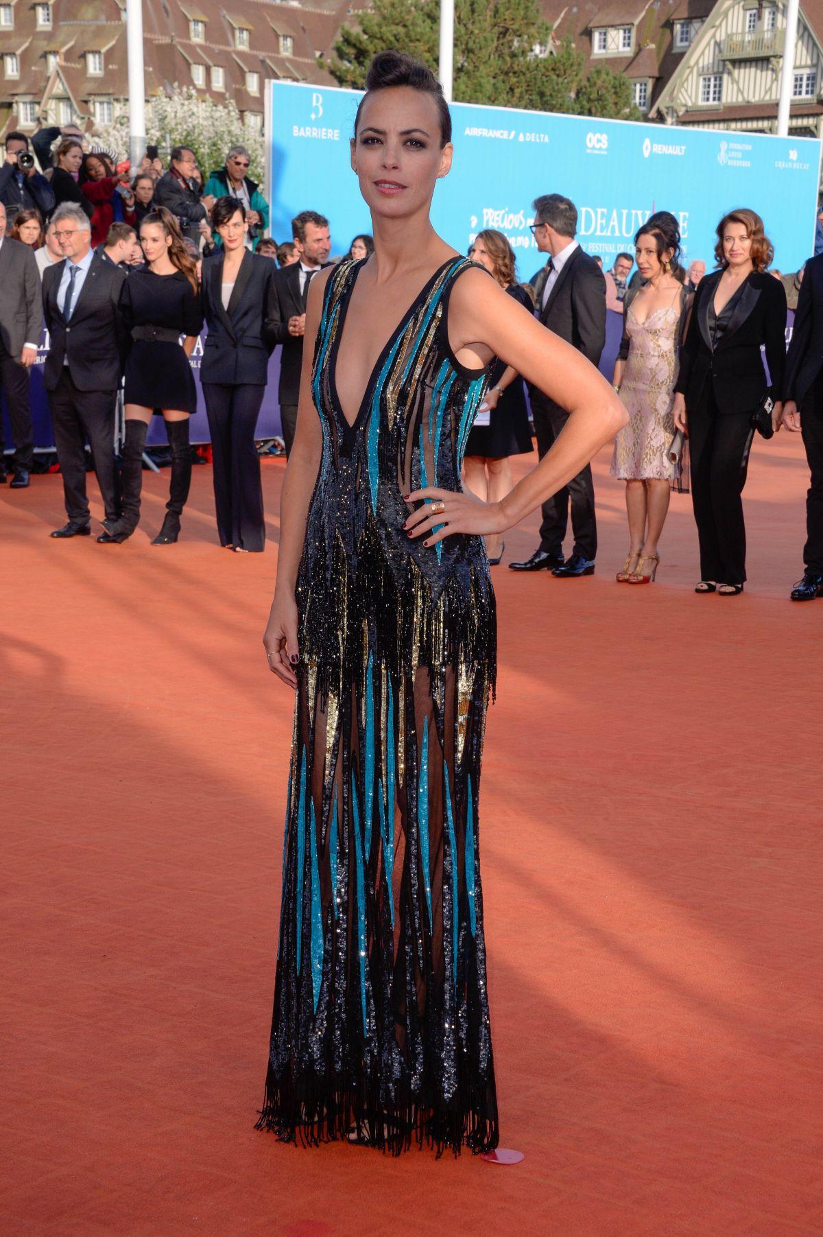 BERENICE BEJO at 43rd Deauville American Film Festival Closing Ceremony 09/09/2017
