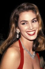 Best from the Past - CINDY CRAWFORD at 2nd Annual Revlon