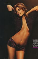 Best from the Past - EVA MENDES in Maxim Magazine, February 2007