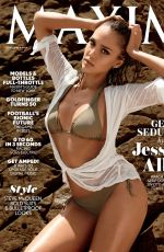 Best from the Past -JESSICA ALBA in Maxim Magazine, September 2014