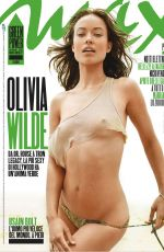 Best from the Past - OLIVIA WILDE in Max Magazine, January 2011