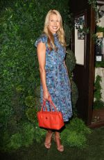 BETH OSTROSKY at Alice & Olivia Fashion Show at NYFW 09/12/2017