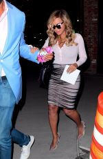 BEYONCE Leaves Fort Gansevoort Art Gallery in New York 09/13/2017