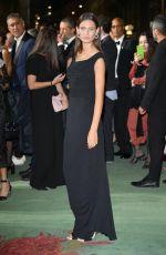 BIANCA BALTI at Green Carpet Fashion Awards in Milan 09/24/2017