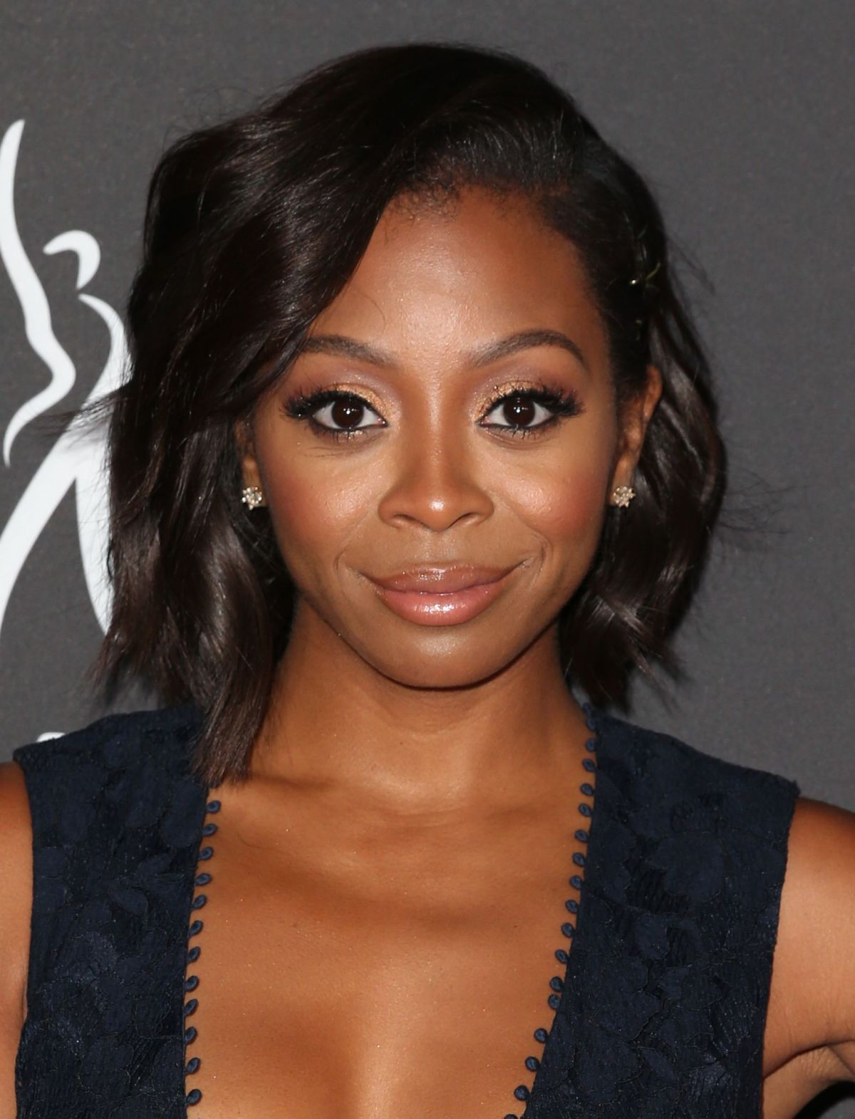 BRESHA WEBB at Dynamic & Diverse Emmy Reception in Los Angeles 09/12/2017