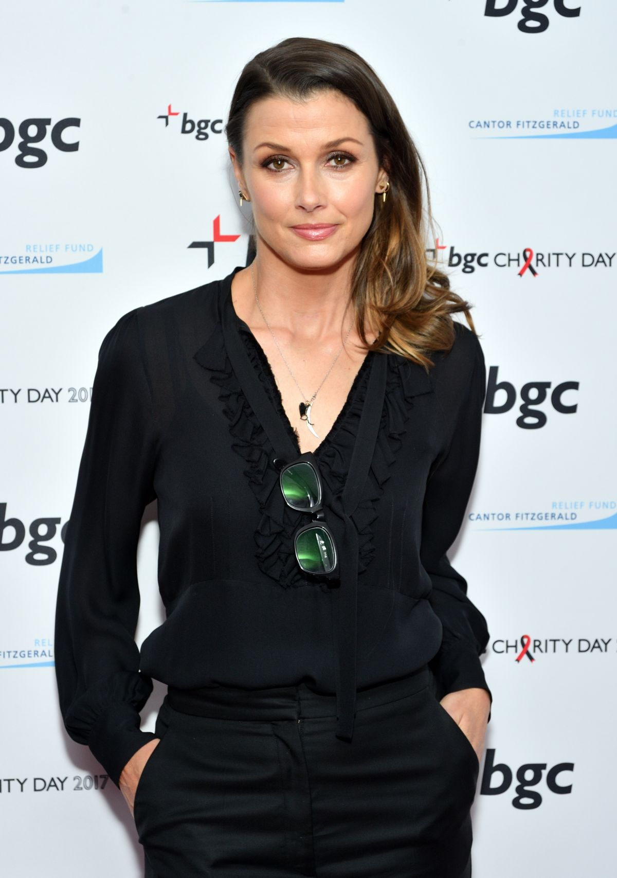 BRIDGET MOYNAHAN at BGC Partners Charity Day in New York 09/11/2017