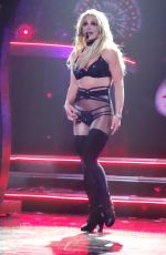 BRITNEY SPEARS Performs at Planet Hollywood in Las Vegas 09/01/2017