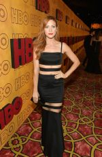 BRITTANY SNOW at HBO Post Emmy Awards Reception in Los Angeles 09/17/2017