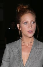 BRITTANY SNOW at TLC