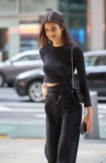 BRUNA LIRIO at Fittings for Victoria's Secret Fashion Show in New York 08/29/2017