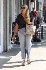 BUSY PHILIPPS Out and About in Los Angeles 09/26/2017