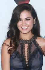 CAILA QUINN at ABC Tuesday Night Block Party in New York 09/23/2017