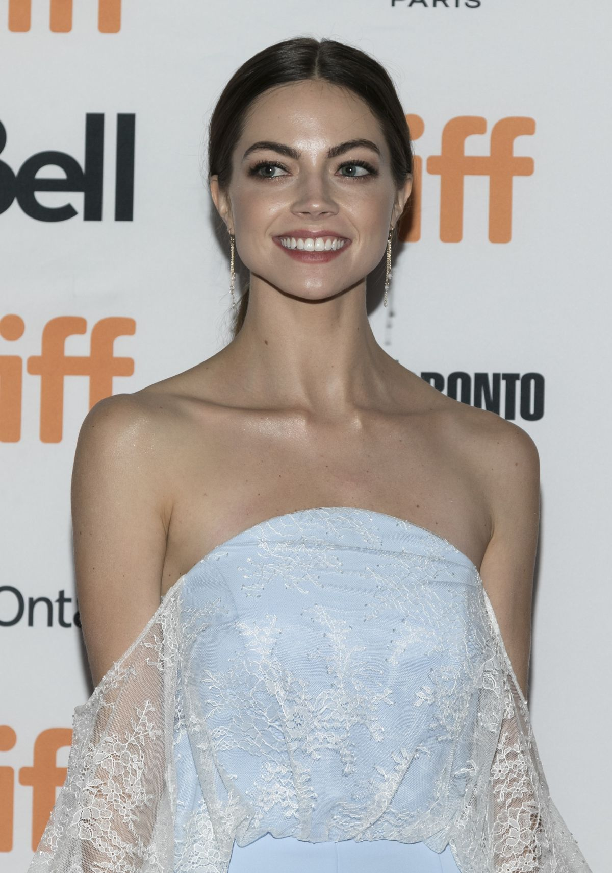CAITLIN CARVER at I, Tonya Premiere at Toronto International Film Festival 09/08/2017