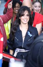 CAMILA CABELLO at Today Show in New York 09/29/2017