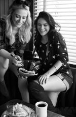 CAMILA MENDES and LILI REINHART for Bongo Jeans
