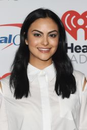 CAMILA MENDES at Iheartradio Music Festival in Las Vegas 09/23/2017