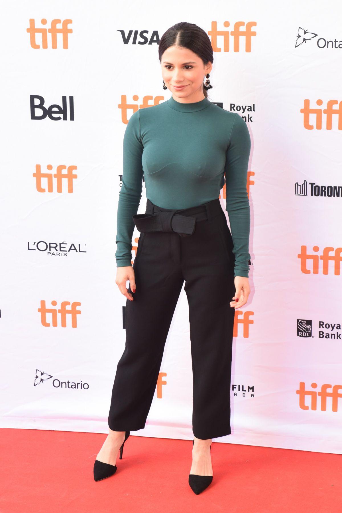 CAMILA PEREZ at Who We Are Now Premiere 2017 Toronto International Film Festival 09/09/2017
