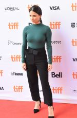 CAMILA PEREZ at Who We Are Now Premiere 2017 Toronto International Film Festival 09/09/2017