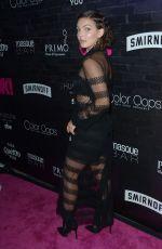 CAMREN BICONDOVA at OK! Magazine's Fall Fashion Week Event in New York 09/13/2017