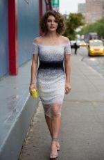 CAMREN BICONDOVA at Pamella Roland Fashion Show at New York Fashion Week 09/06/2017