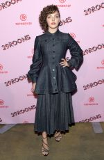 CAMREN BICONDOVA at Refinery29 Third Annual 29rooms: Turn It Into Art Event in Brooklyn 09/07/2017