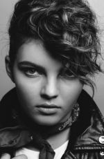 CAMREN BICONDOVA for Bellus Magazine, 2017