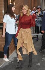 CANDACE CAMERON BURE at The View in New York 09/18/2017