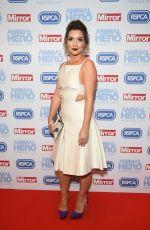 CANDICE BROWN at Animal Hero Awards 2017 in London 09/07/2017