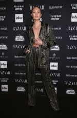 CANDICE SWANEPOEL at Harper's Bazaar Icons Party in New York 09/08/2017