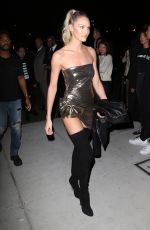 CANDICE SWANEPOEL at Mert & Marcus Book Launch in New York 09/08/2017