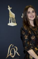 CARICE VAN HOUTEN at Dutch Film Festival Gala in Utrecht 09/29/2017